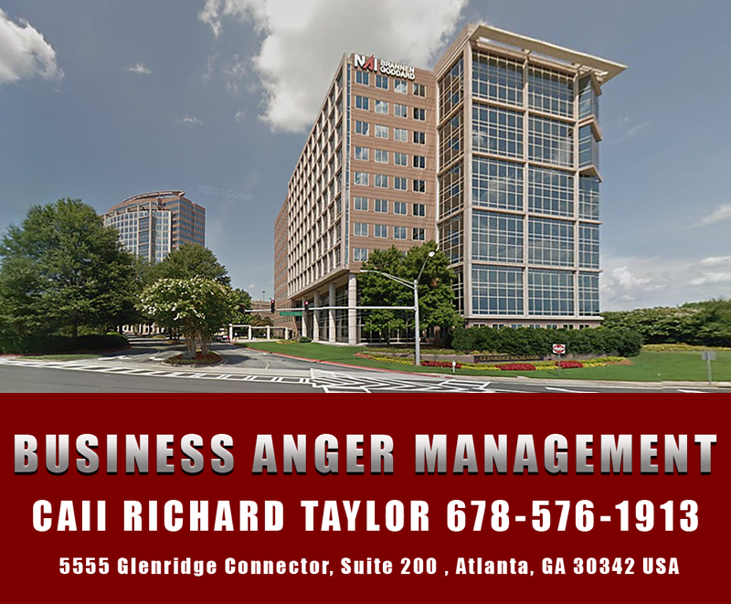 Business Anger Management